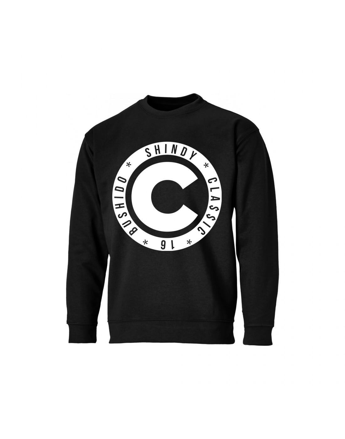 CLASSIC Sweater Schwarz
