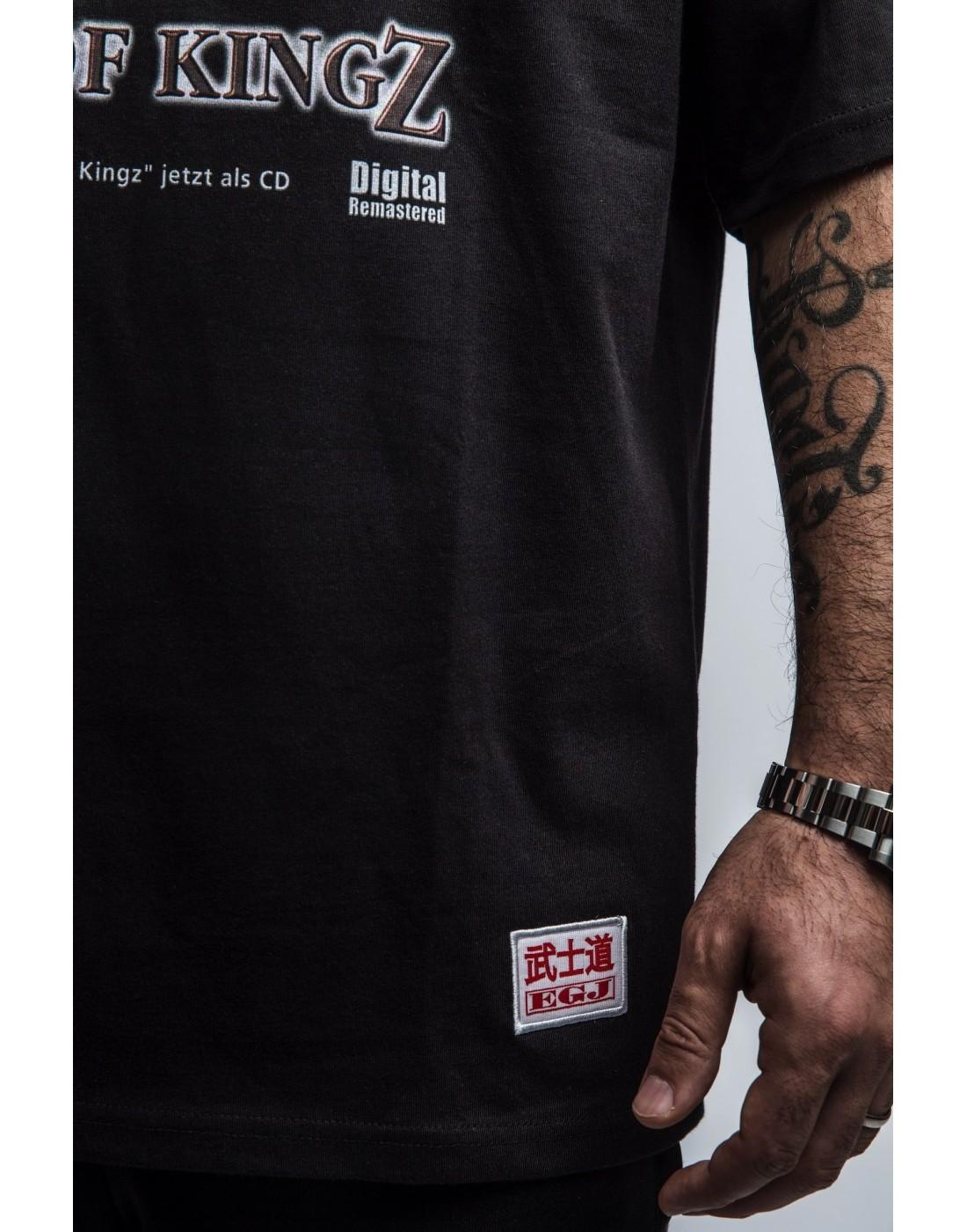"""Bushido Shirt """"KING OF KINGZ"""""""