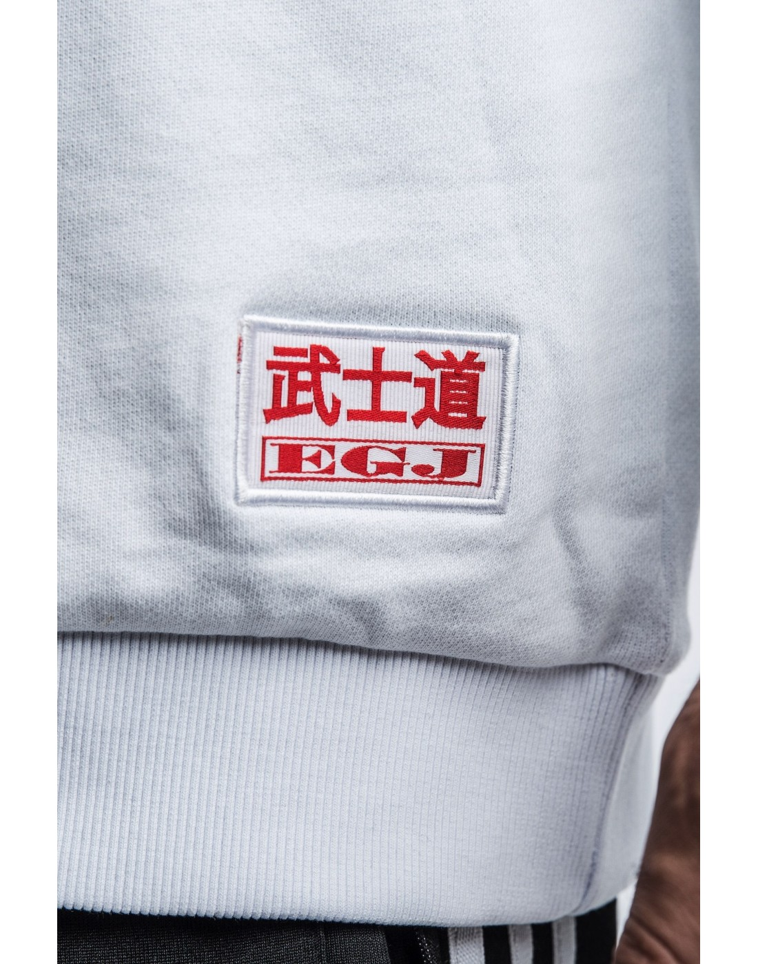 Bushido Sweater White