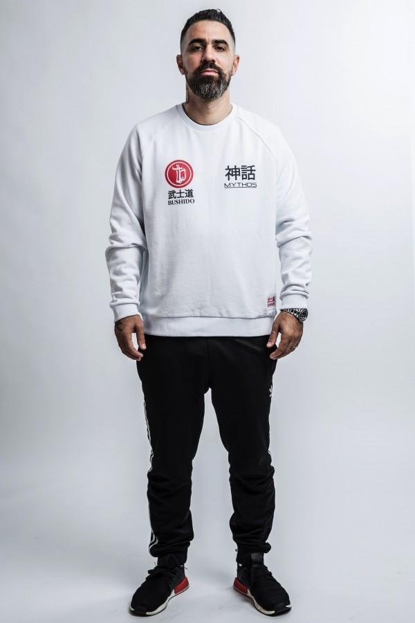 Bushido Sweater White